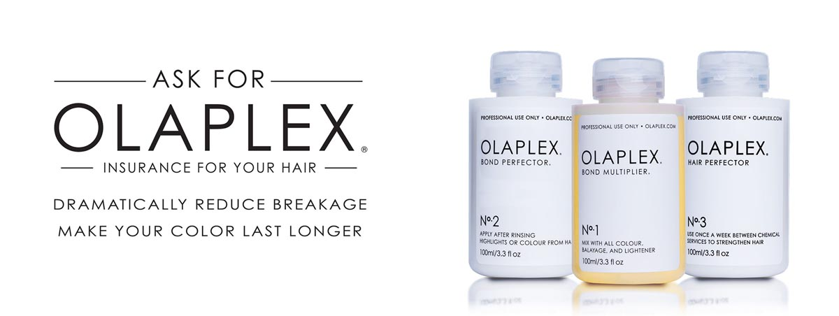 Olaplex hair stockists lewis hair ipswich